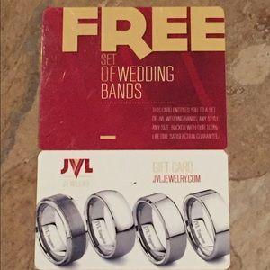 DISCOUNT WEDDING RINGS!